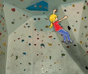 Sportsko penjanje za djecu